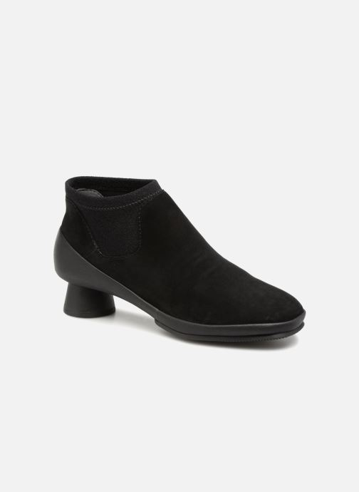 Boots en enkellaarsjes Camper Alright K400218 Zwart detail