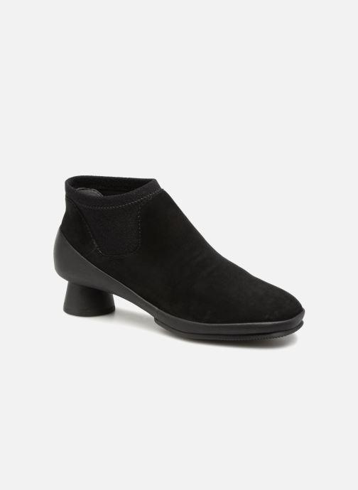 Bottines et boots Camper Alright K400218 Noir vue détail/paire