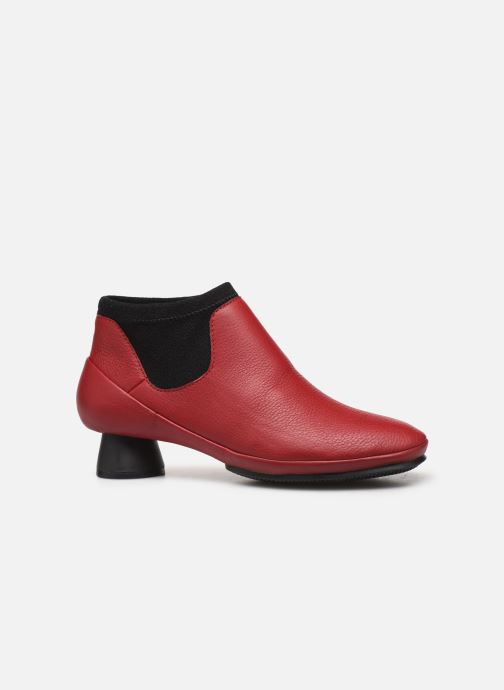 Ankle boots Camper Alright K400218 Red back view