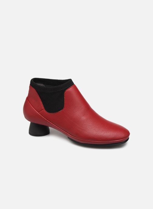 Ankle boots Camper Alright K400218 Red detailed view/ Pair view