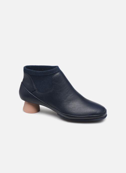 Bottines et boots Camper Alright K400218 Bleu vue détail/paire