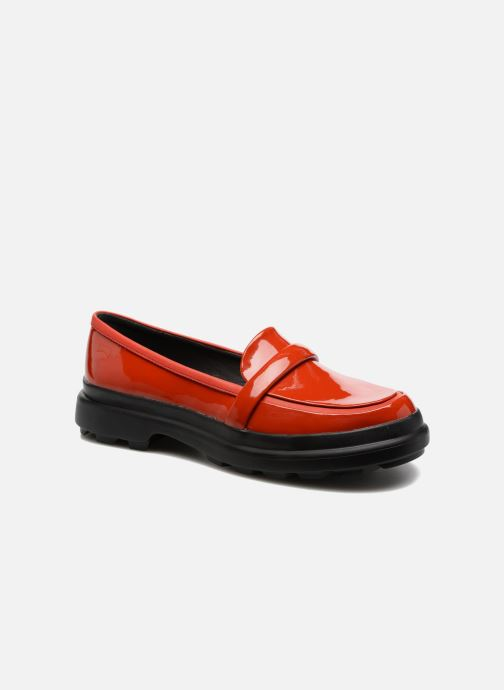 Loafers Camper Turtle K200506 Red detailed view/ Pair view