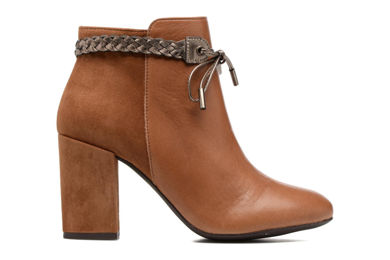 Bottines et boots Georgia Rose Latressa Marron vue derrière