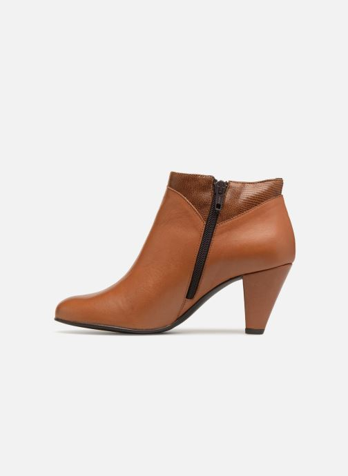 Bottines et boots Georgia Rose Lagodia Marron vue face
