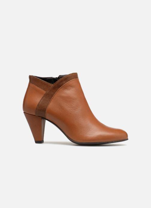 Bottines et boots Georgia Rose Lagodia Marron vue derrière
