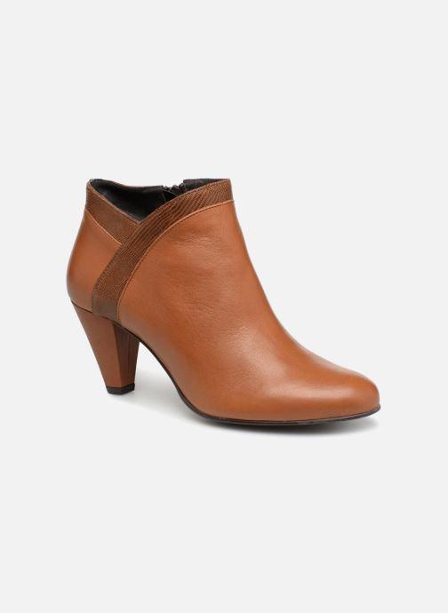 Bottines et boots Georgia Rose Lagodia Marron vue détail/paire