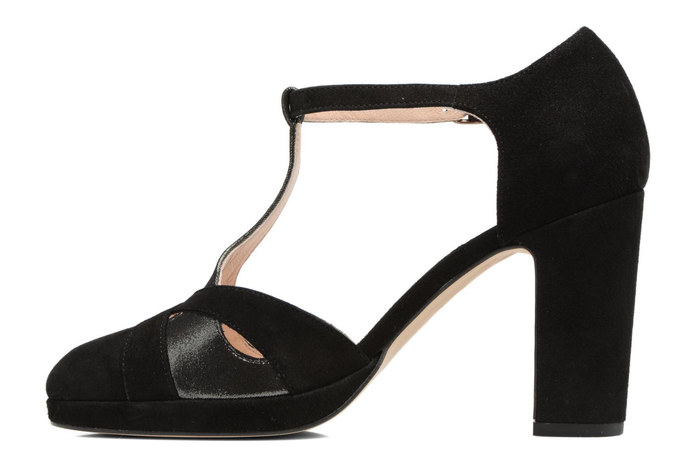 High heels Georgia Rose Colysée Black front view