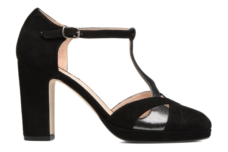 High heels Georgia Rose Colysée Black back view