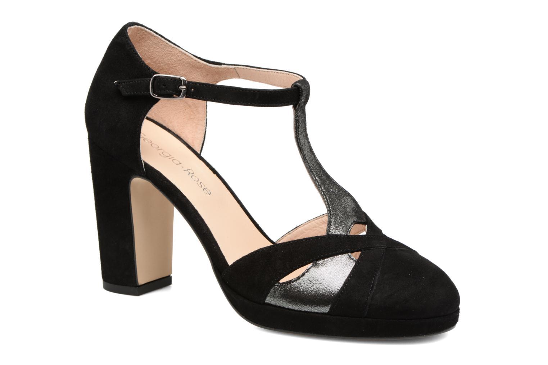 High heels Georgia Rose Colysée Black detailed view/ Pair view