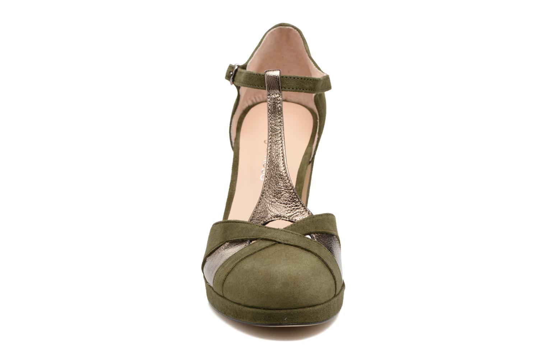 Escarpins Georgia Rose Colysée Vert vue portées chaussures