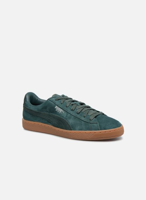 best sneakers 5e7bb d416e Puma Basket Weatherproof (Green) - Trainers chez Sarenza ...
