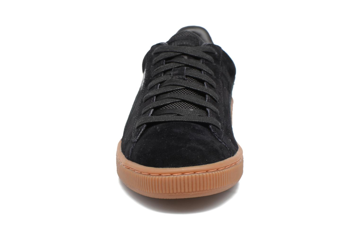 Sneakers Puma Basket Weatherproof Zwart model