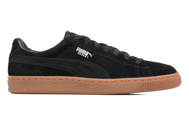 Sneakers Puma Basket Weatherproof Nero immagine posteriore