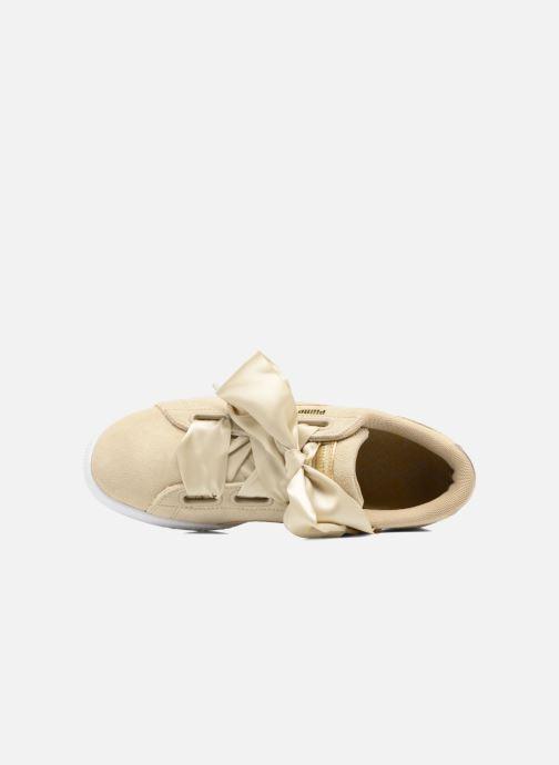 Puma Basket heart Msafari Wn's (Marrone) Sneakers chez