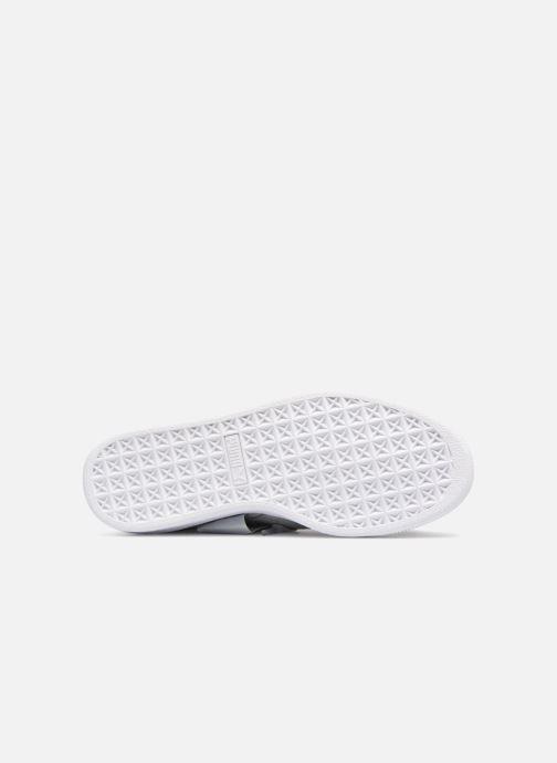 Sneakers Puma Basket heart Msafari Wn's Grigio immagine dall'alto