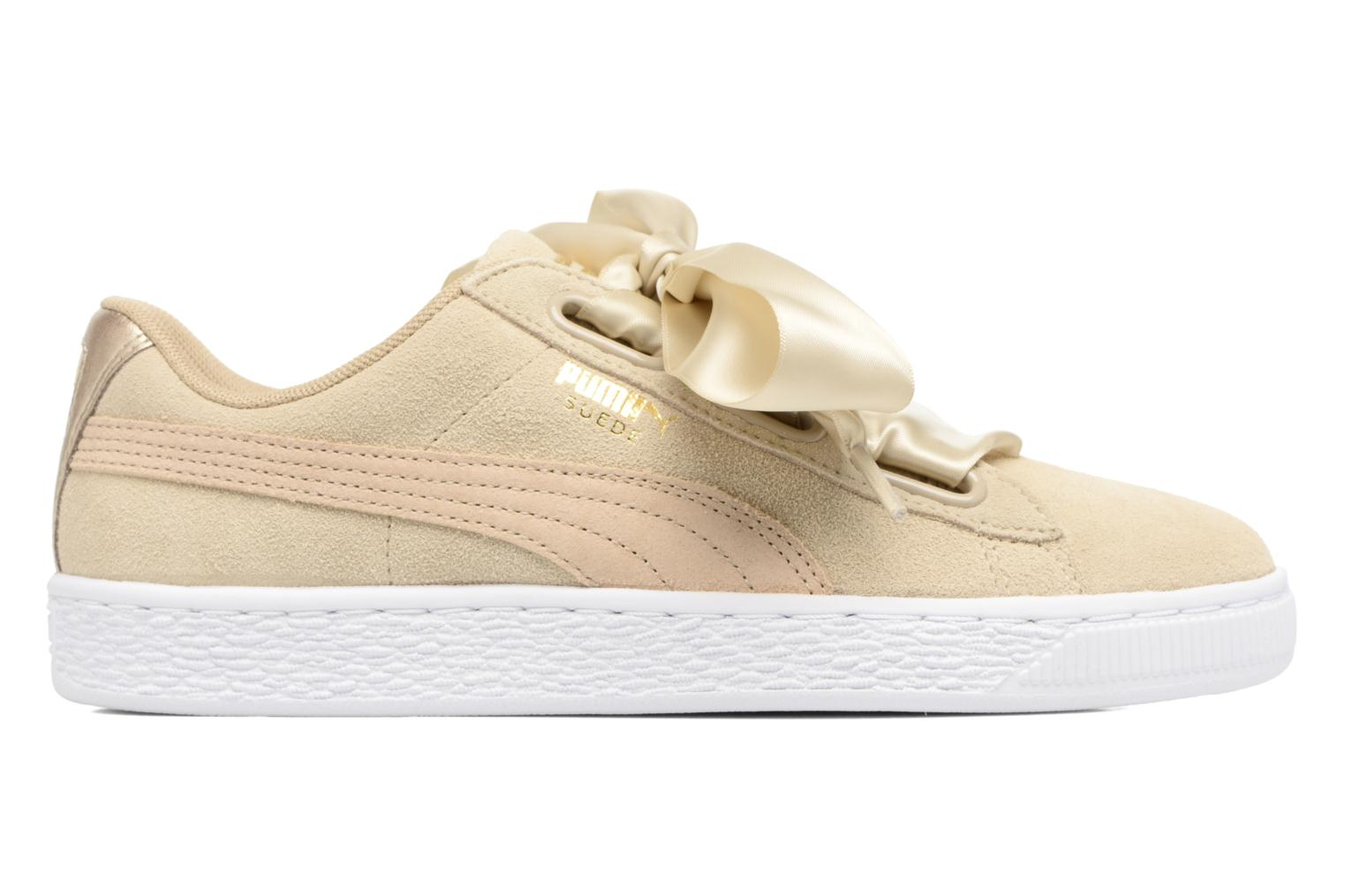 Sneakers Puma Basket heart Msafari Wn's Marrone immagine posteriore