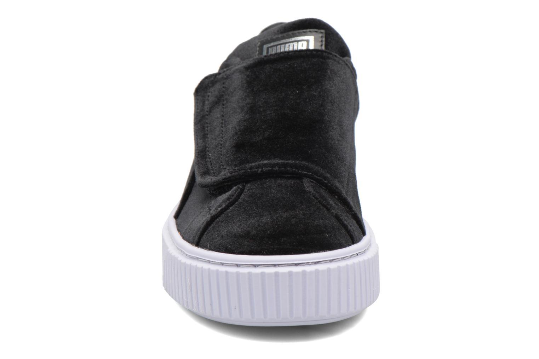 Sneakers Puma Wns Basket Platform S Vr.O Zwart model