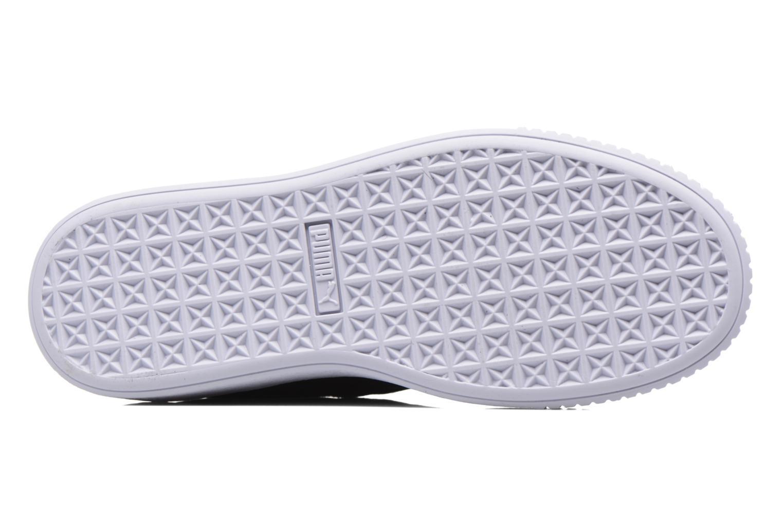 Sneakers Puma Wns Basket Platform S Vr.O Zwart boven