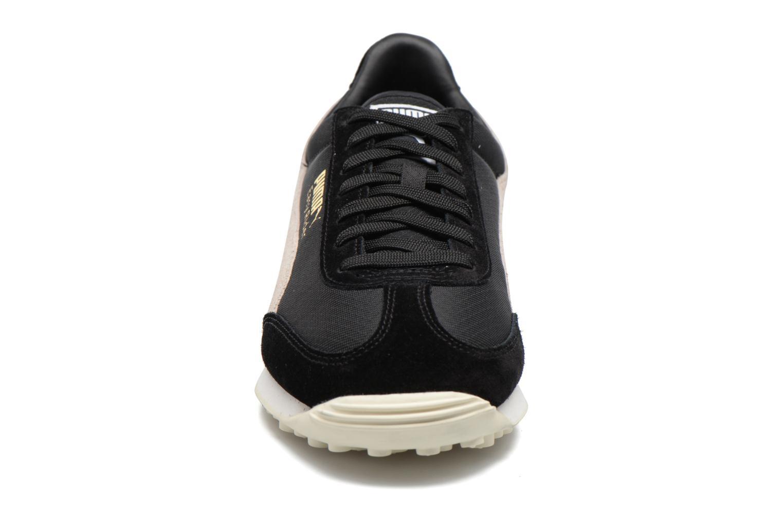 Sneakers Puma Easy Rider Nero modello indossato