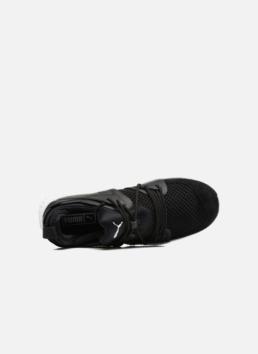 Sneaker Puma Tsugi Blaze schwarz ansicht von links