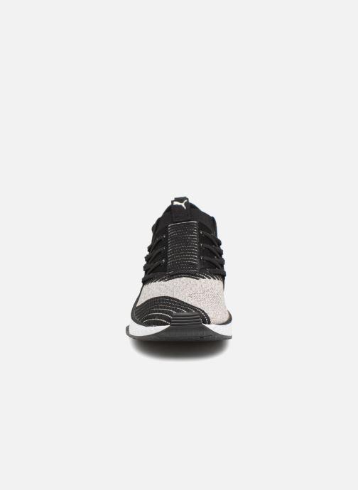 Baskets Puma Tsugi Shinsei M Gris vue portées chaussures