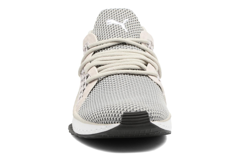 Baskets Puma Tsugi Netfit Gris vue portées chaussures