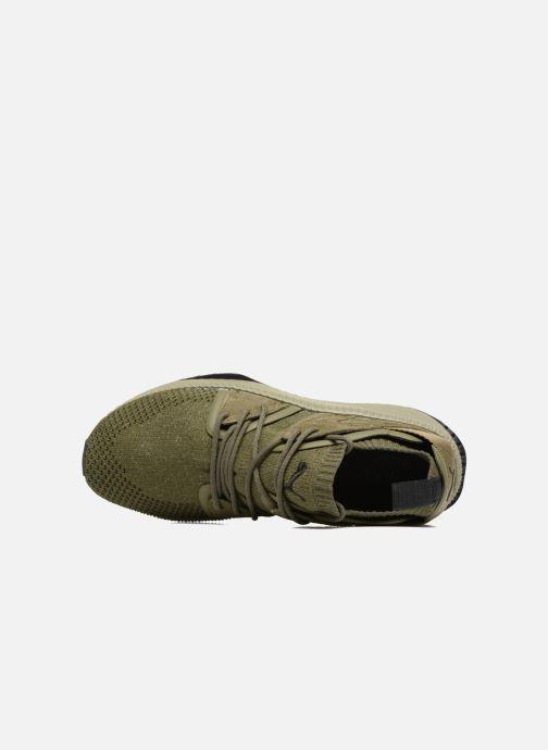Sneakers Puma Tsugi Blaze Evoknit Verde immagine sinistra