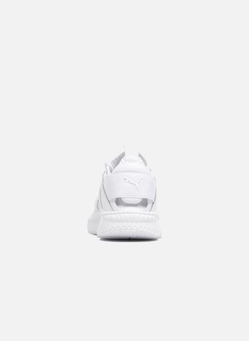 Sneakers Puma Tsugi Blaze Evoknit Hvid Se fra højre