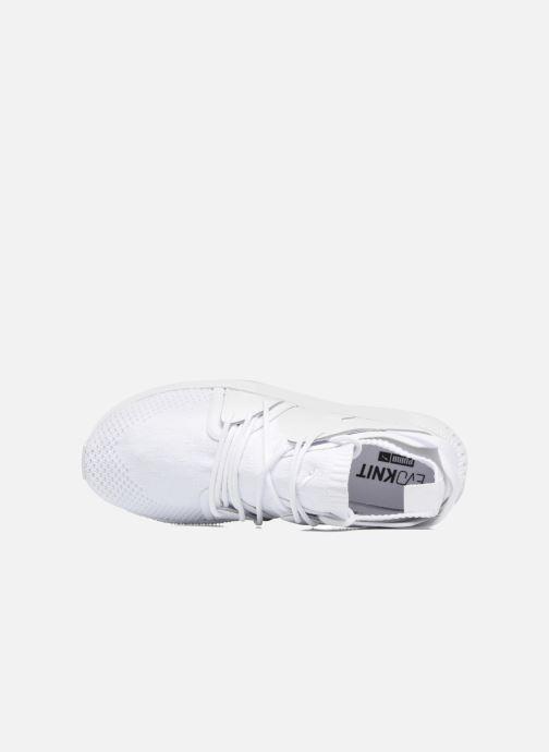 Sneakers Puma Tsugi Blaze Evoknit Hvid se fra venstre
