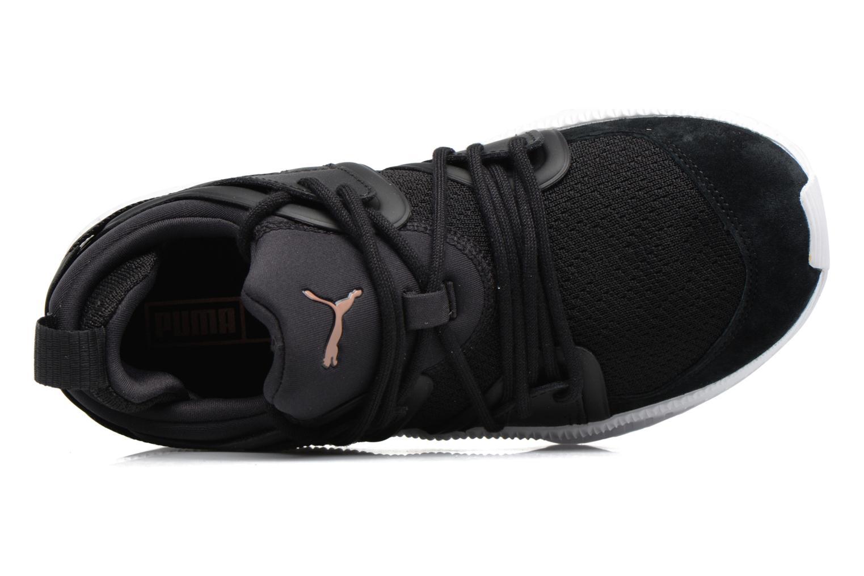 Baskets Puma Wns Tsugi Blaze Noir vue gauche