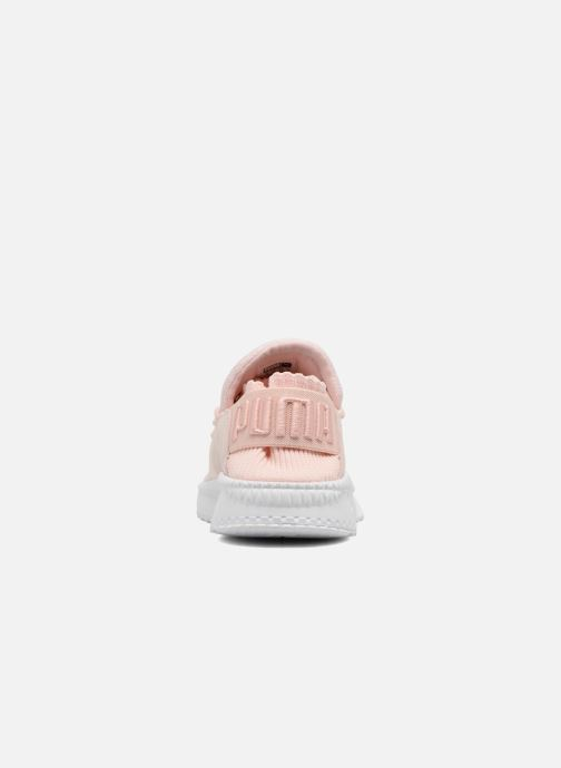 Trainers Puma Wns Tsugi Shinsei Pink view from the right