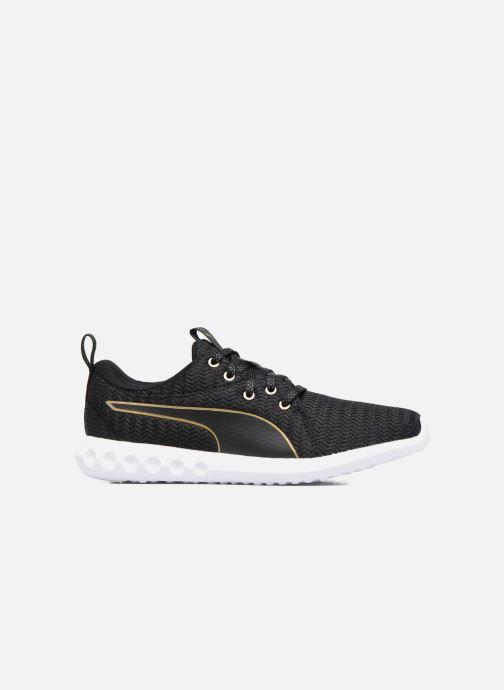 Chaussures de sport Puma Wns Carson 2 Metallic Noir vue derrière