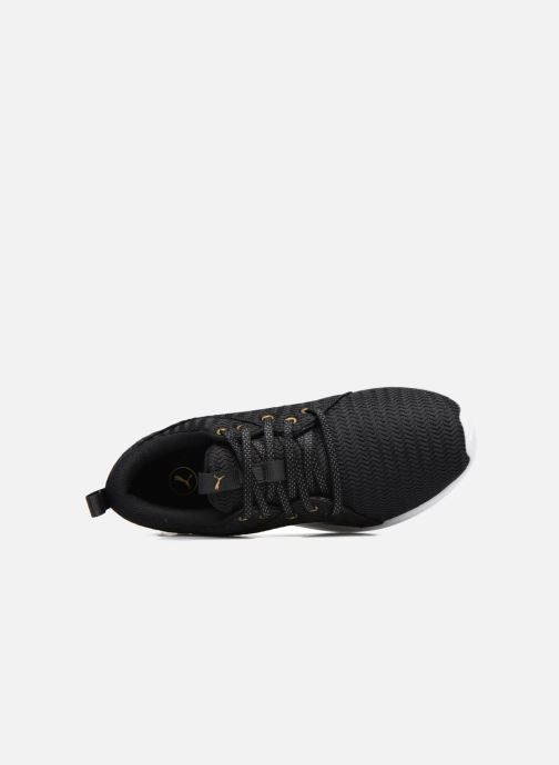 Zapatillas de deporte Puma Wns Carson 2 Metallic Negro vista lateral izquierda