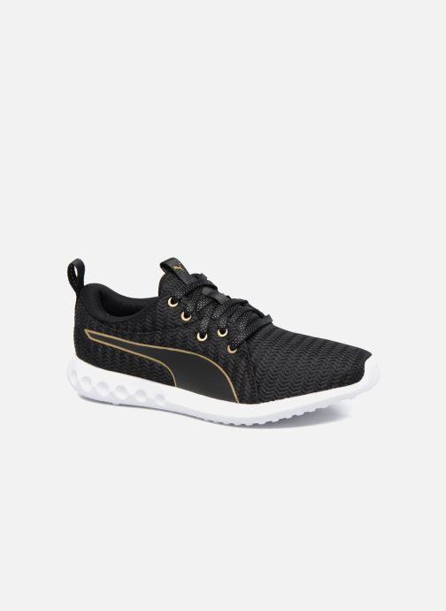 Zapatillas de deporte Puma Wns Carson 2 Metallic Negro vista de detalle / par