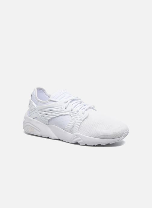 Trainers Puma Blaze Cage Mono White detailed view/ Pair view