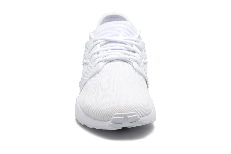 Sneakers Puma Blaze Cage Mono Bianco modello indossato
