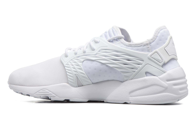 Sneakers Puma Blaze Cage Mono Bianco immagine frontale