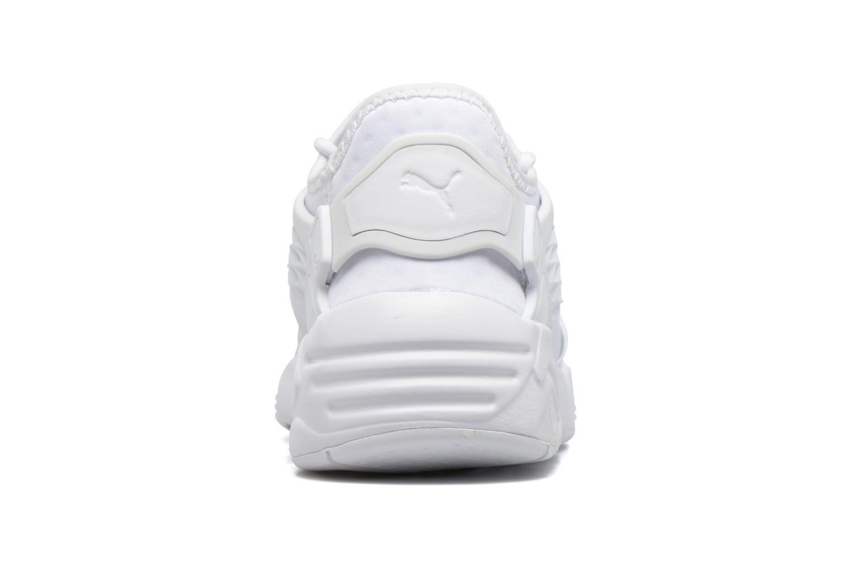 Sneakers Puma Blaze Cage Mono Bianco immagine destra