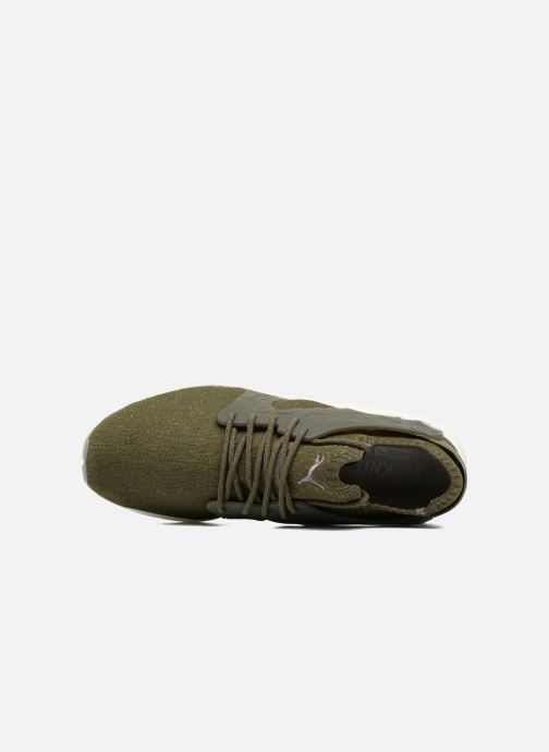 Sneakers Puma Blaze Cage Evoknit Grøn se fra venstre