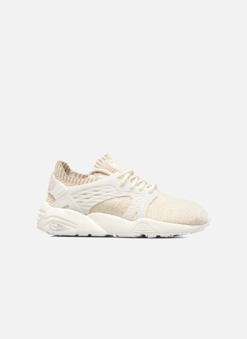 Trainers Puma Wns Blaze Cage Knit White back view