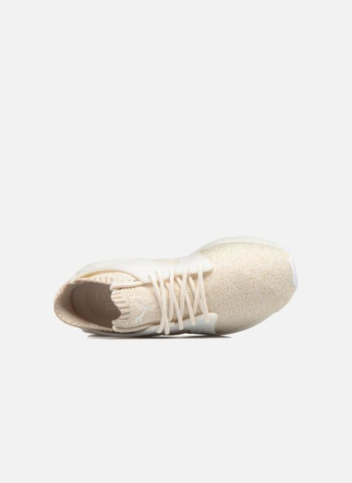 Trainers Puma Wns Blaze Cage Knit White view from the left