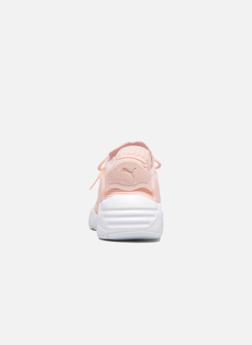 Sneaker Puma Wns Blaze Cage Knit rosa ansicht von rechts