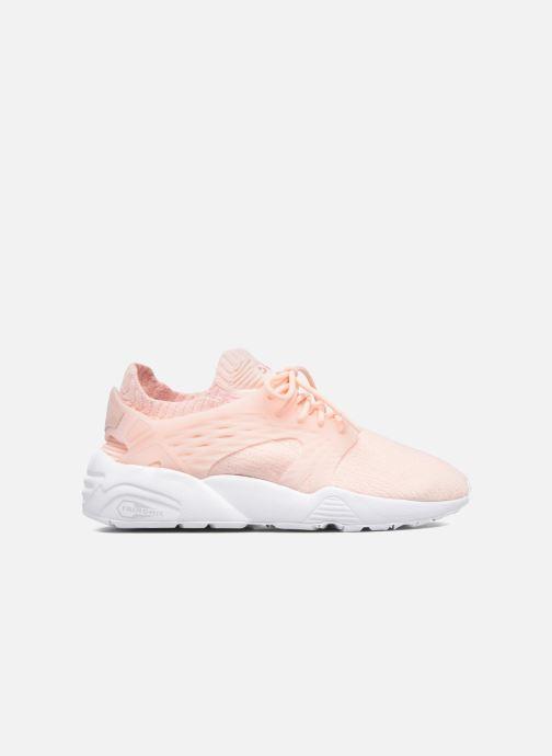 Sneaker Puma Wns Blaze Cage Knit rosa ansicht von hinten