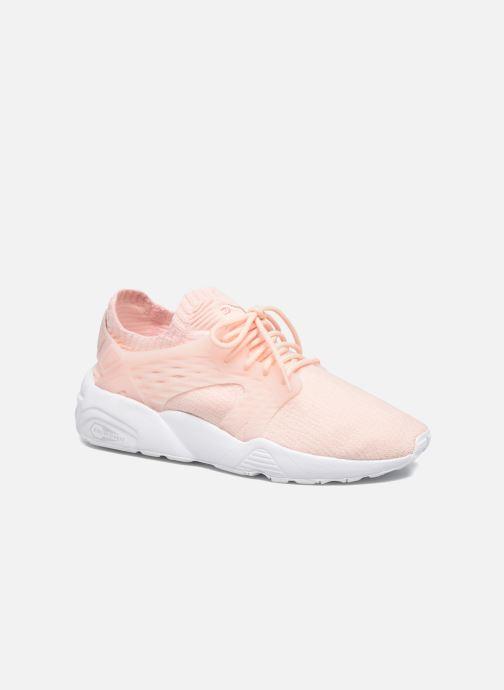 Sneaker Puma Wns Blaze Cage Knit rosa detaillierte ansicht/modell