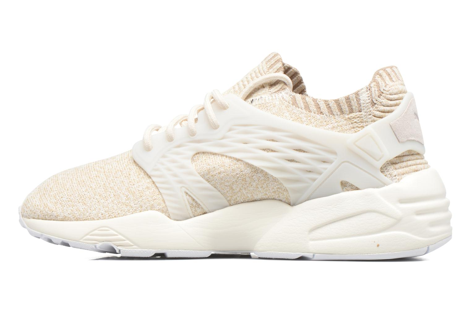 Sneakers Puma Wns Blaze Cage Knit Bianco immagine frontale