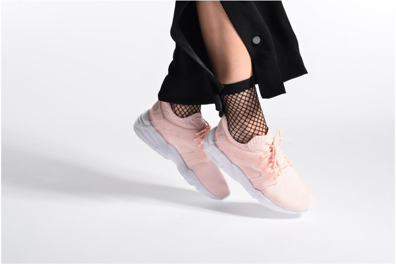 Blaze Cage Knit Wns Puma Pink 54ZX8