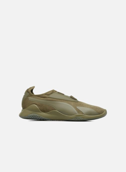Sneakers Puma Mostro Hypernature Verde immagine posteriore