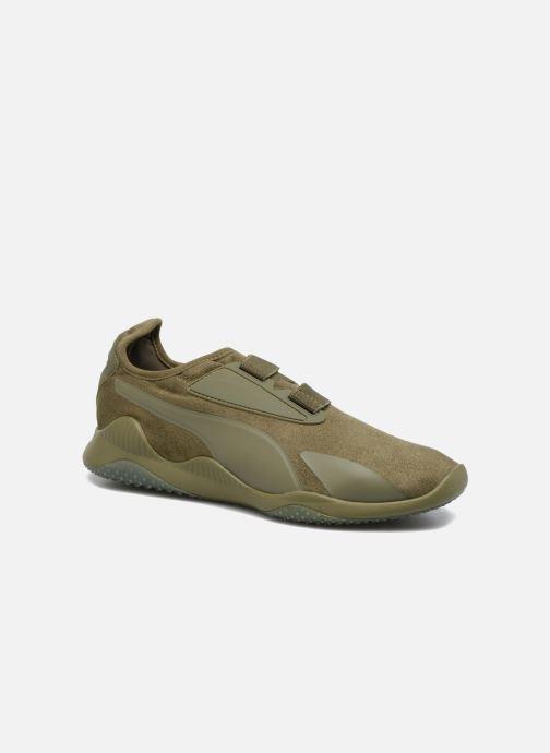 Sneakers Puma Mostro Hypernature Grøn detaljeret billede af skoene