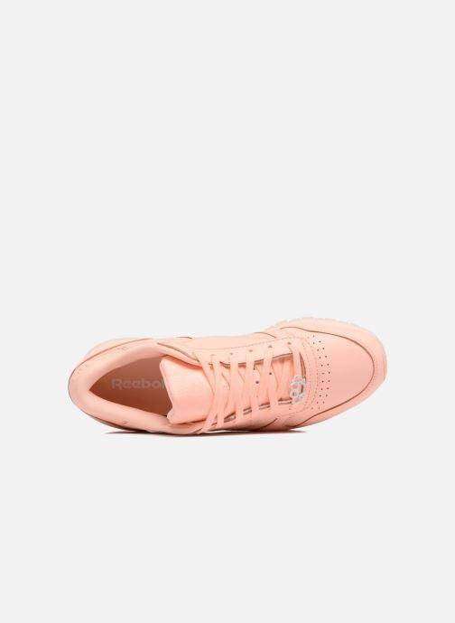 Sneakers Reebok Cl Lthr L Oranje links