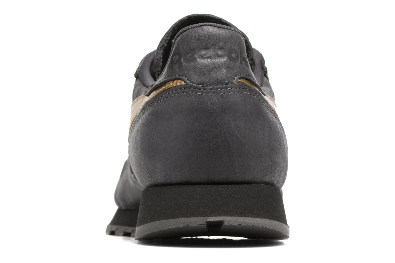 Sneakers Reebok Cl Leather Tu Grijs rechts